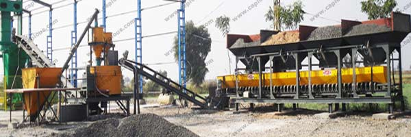 Capious - Asphalt Batch Mix Plant